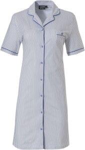 15211-310-6 Pastunette doorknoop Nachthemd met Kraagje lengte 95 cm