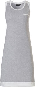 15211-320-1 Pastunette Mouwloos Nachthemd lengte 95 cm
