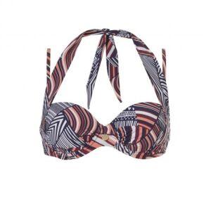 Tc Wow Beach Multiway Bikini met Omslag Slip african continent