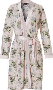 75211-300-1 Pastunette Kimono met satijnen Bies lengte 100cm