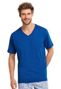 169872 Schiesse heren T-Shirt met V-Hals